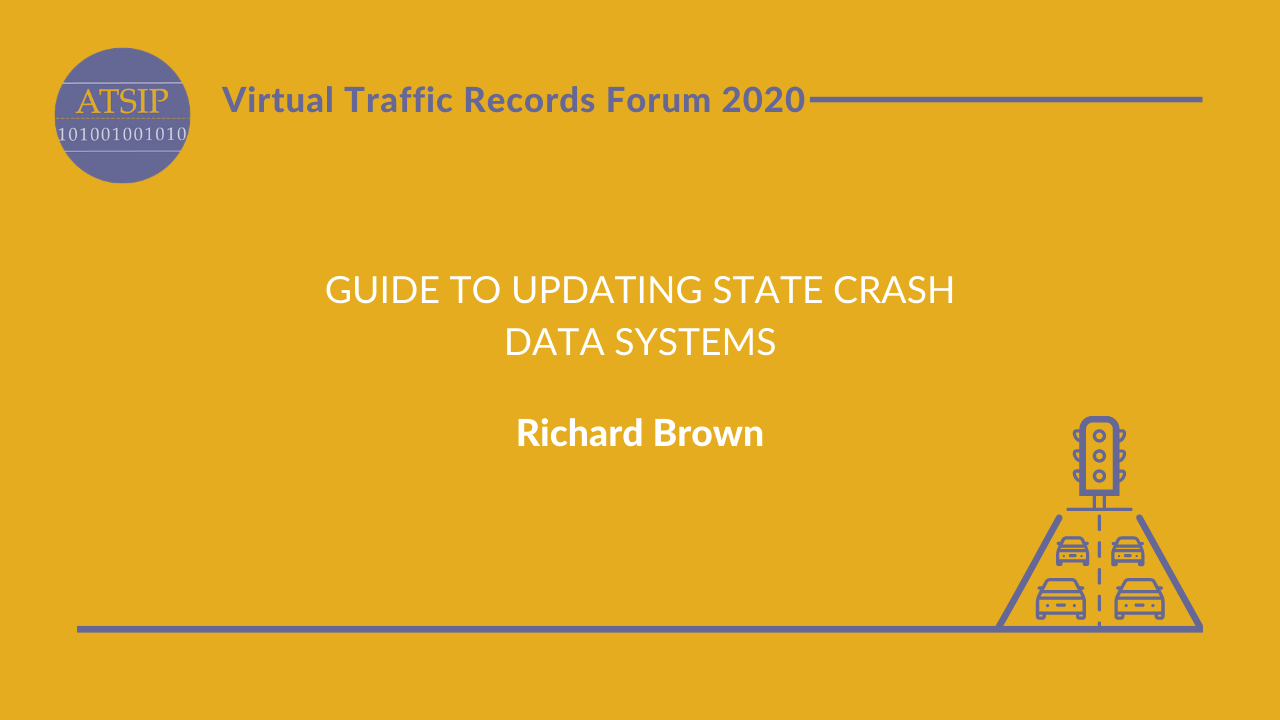 Guide to Updating State Crash Data Systems