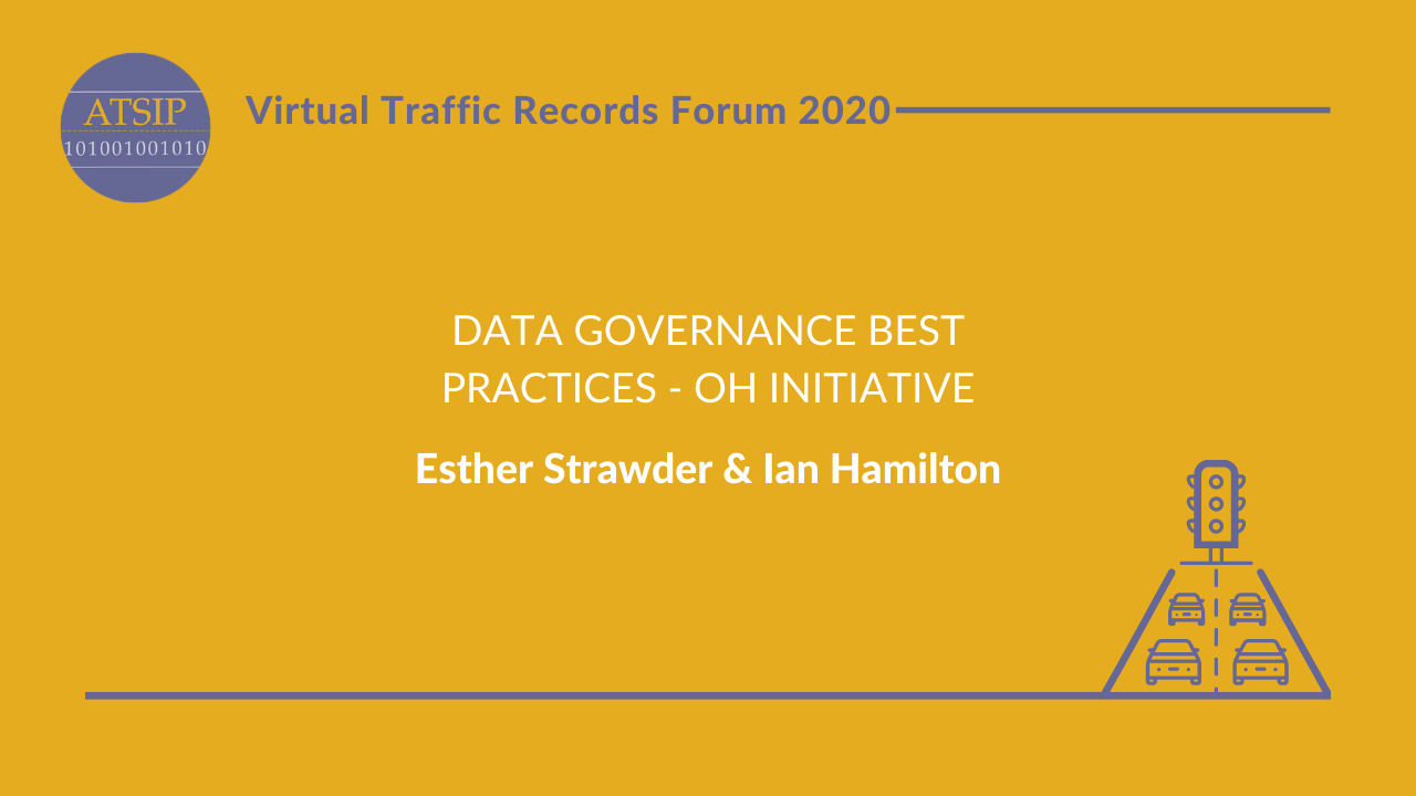 Data Governance Best Practices – OH Initiative