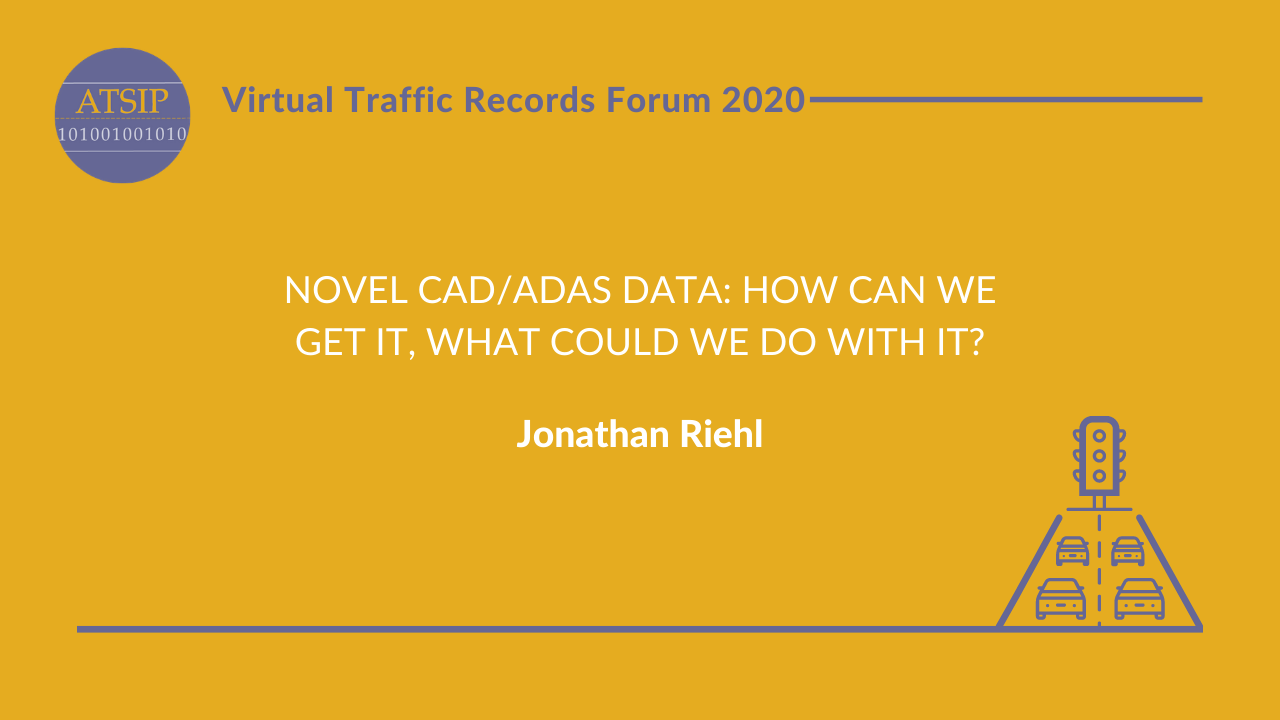 Novel CAD/ADAS Data: How Can We Get it, What Could We Do With It?