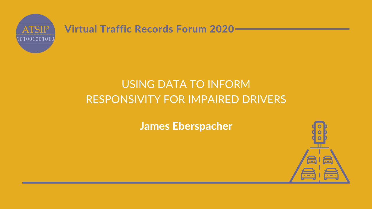 Using Data to Inform Responsivity for Impaired Drivers