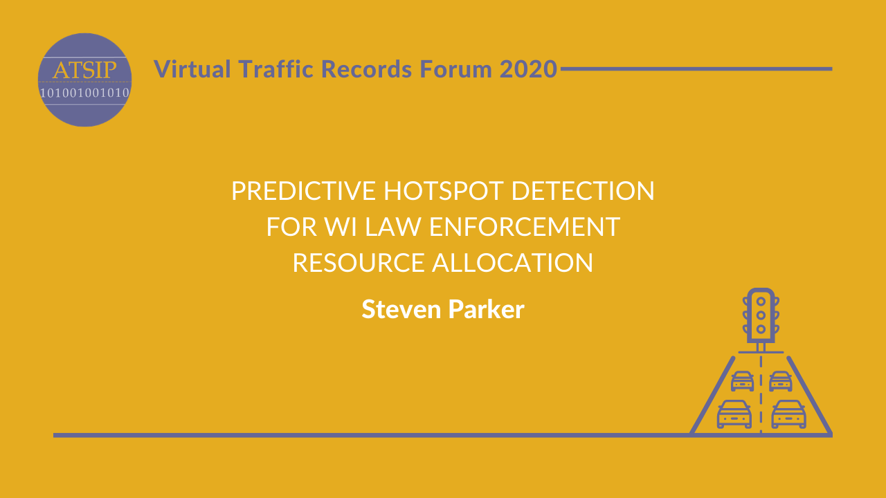 Predictive Hotspot Detection for WI Law Enforcement Resource Allocation